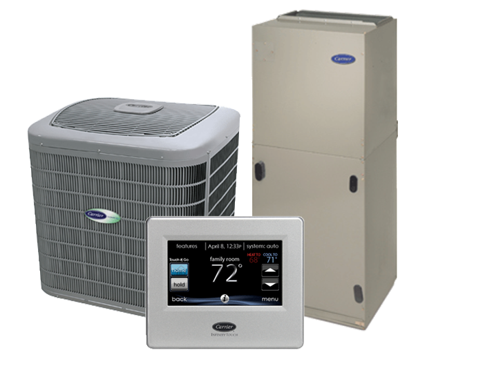 Carrier Air Conditioning Equipment And Systems In Arizona