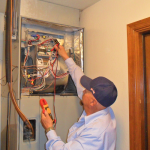 heating and air conditioning repairman in Queen Creek az