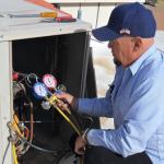 Queen Creek AC and Heat Repair Man In AZ