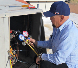 Tempe Heat Pump Repair Man