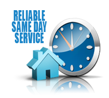 Reliable Same Day Service