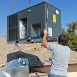 ac and heat pump installation in Sun City az