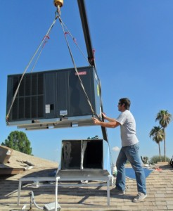 A/C and Heat Pump Installation Repair Man in Chandler