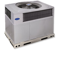 Carrier Comfort™ Series Packaged Gas Furnace and Air Conditioner