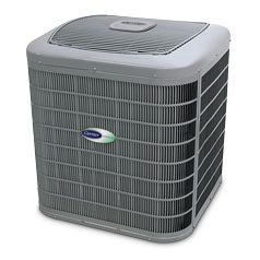 Carrier Infinity® Series Heat Pump With Greenspeed™ Intelligence