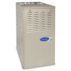 Carrier High Efficiency Gas Furnaces