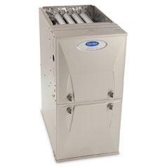 Carrier Infinity 98 Modulating Gas Furnace with Greenspeed™ Intelligence