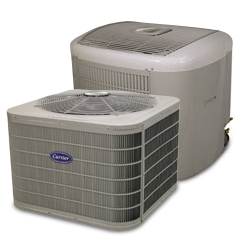 Carrier Performance Comfort Series Central Air Conditioners
