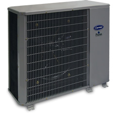 Carrier High Efficiency Heat Pumps