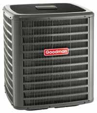 Goodman DSZC16 Heat Pump