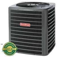 Goodman SSZ14 Heat Pump