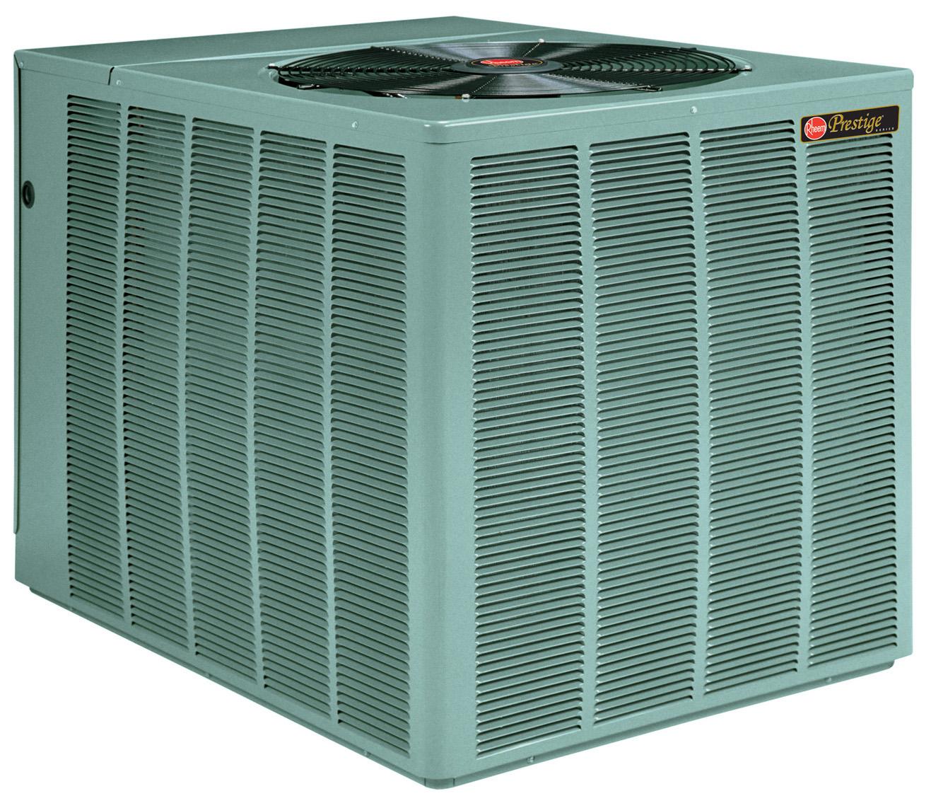 Rheem Prestige RASL-RARL-JEC Air Conditioner