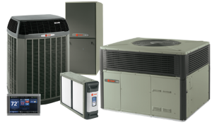 Trane Air Conditioning Products