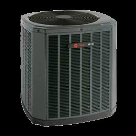 New Trane AC - AZ Trane XR15 Heat Pump Unit