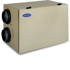Carrier Performance Energy Recovery Ventilators
