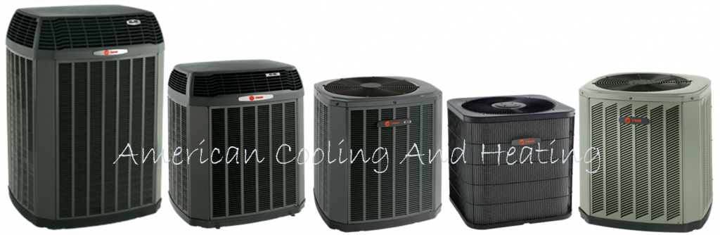 Arizona Trane Air Conditioning Condensing Units