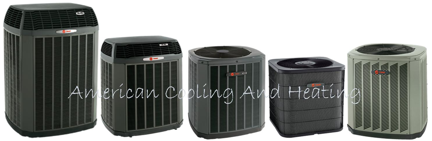 Arizona Trane Air Conditioning Condensing Units