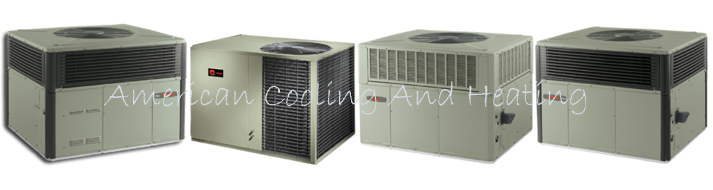 Arizona Trane Package Air Conditioning Units