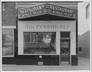 Air Conditioning History Restaurant Bragging Rights