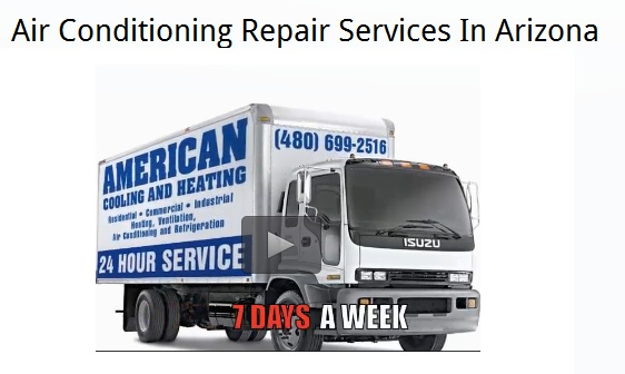 Arizona AC Repair or Replace Air Conditioning Troubleshooting