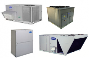 Carrier Commercial HVAC Equipment And Carrier Commercial AC Systems In AZ