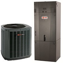 Trane Heat Pump Split System In AZ