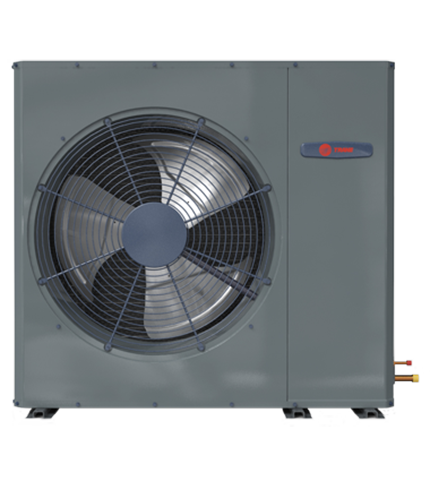 Trane XR16 Low-Profile Air Conditioner, Low Profile