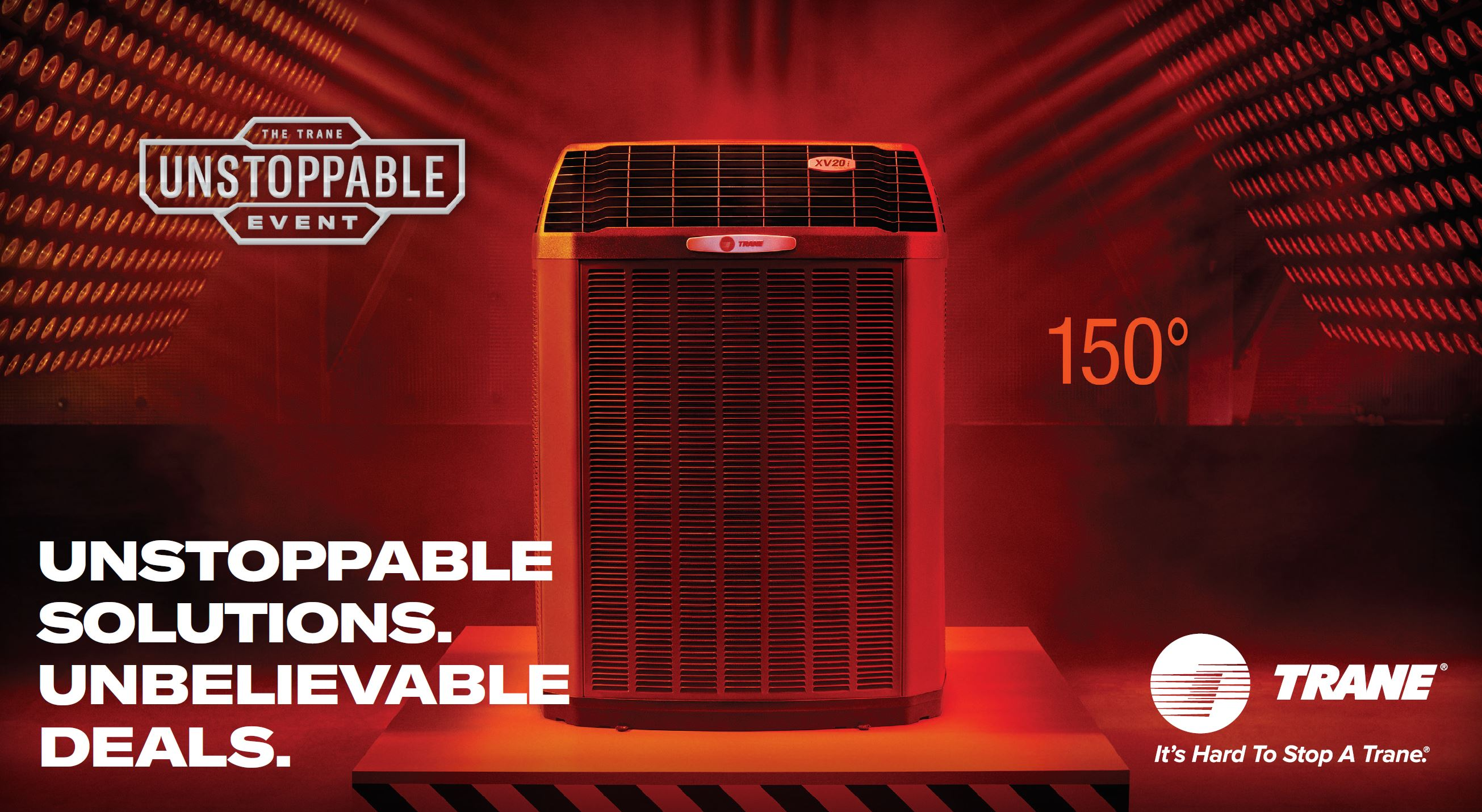 Trane air conditioning products on sale in Arizona provided by American Cooling And Heating
